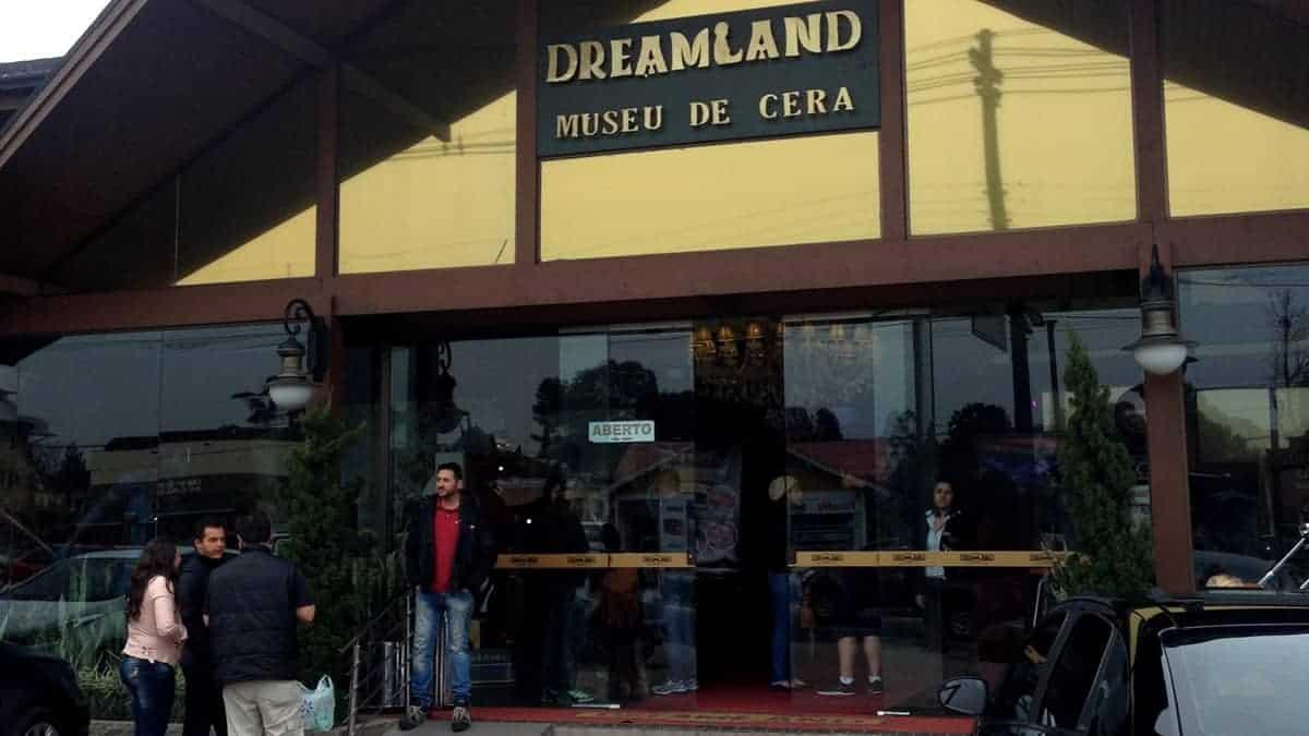 museu de cera Gramado vale a pena