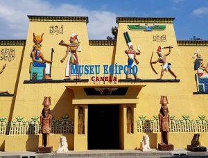 museu egípcio de Canela