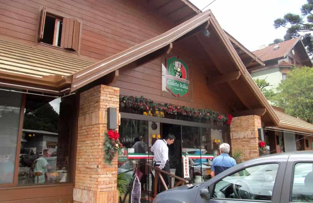 Galeto Itália