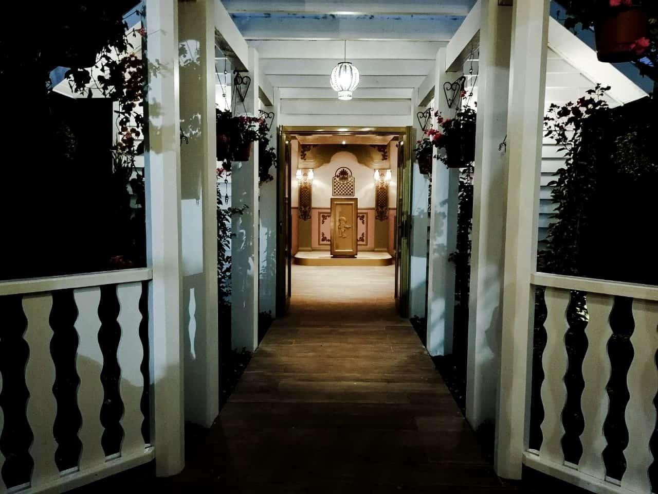 capela romântica