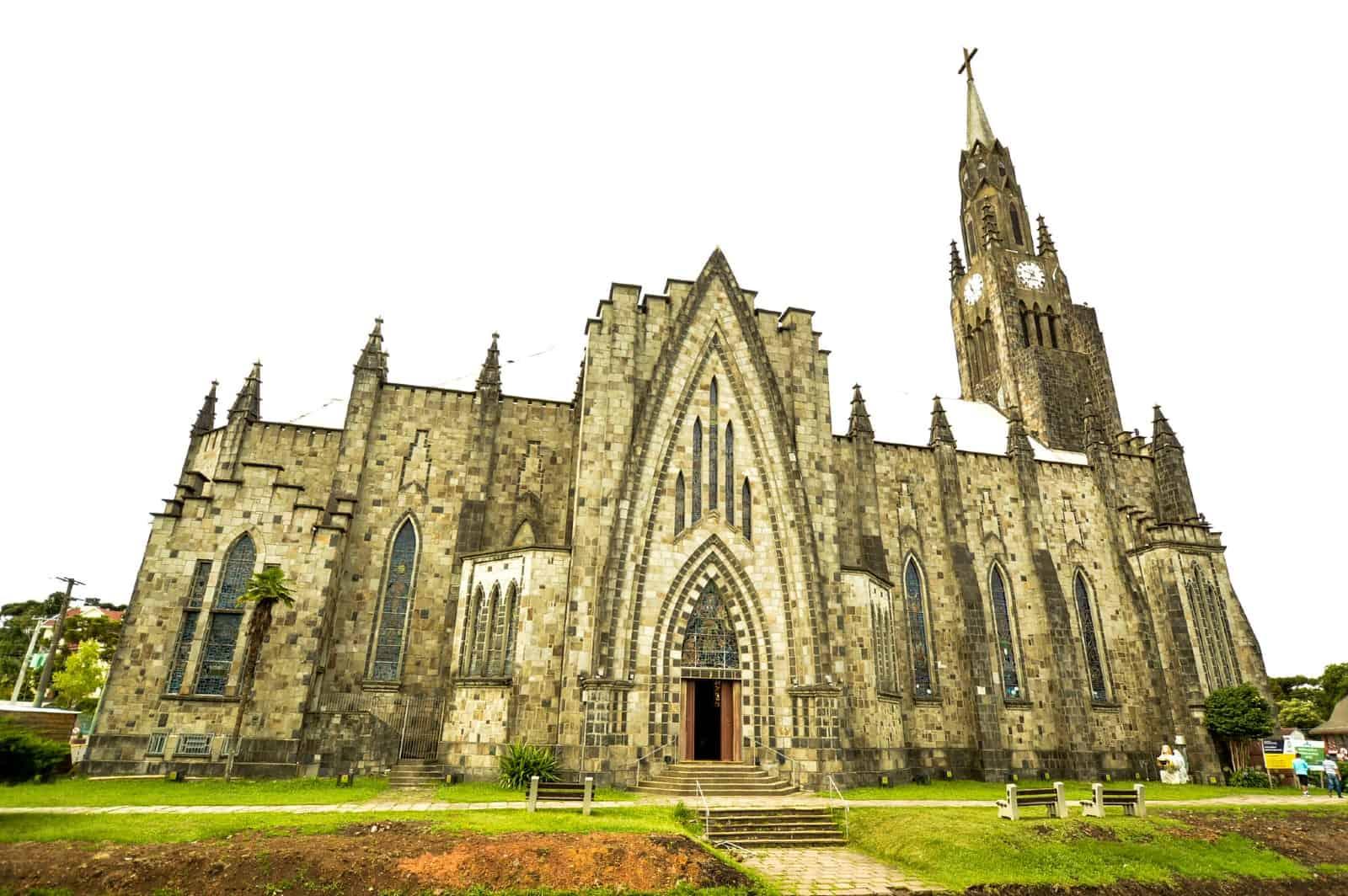 catedral nossa senha em canela