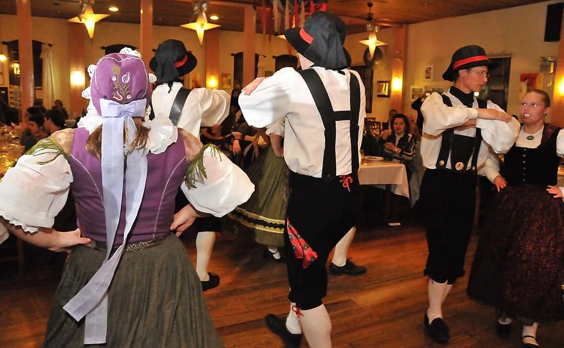 noite alemã restaurante torquês