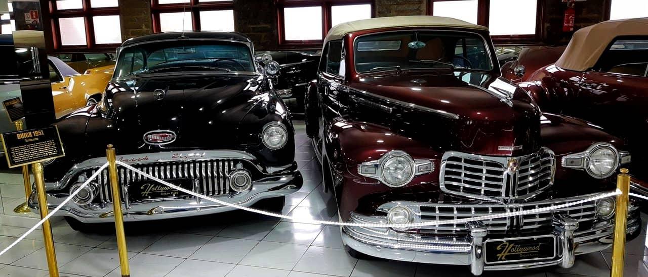 exposição de carros antigos em gramado