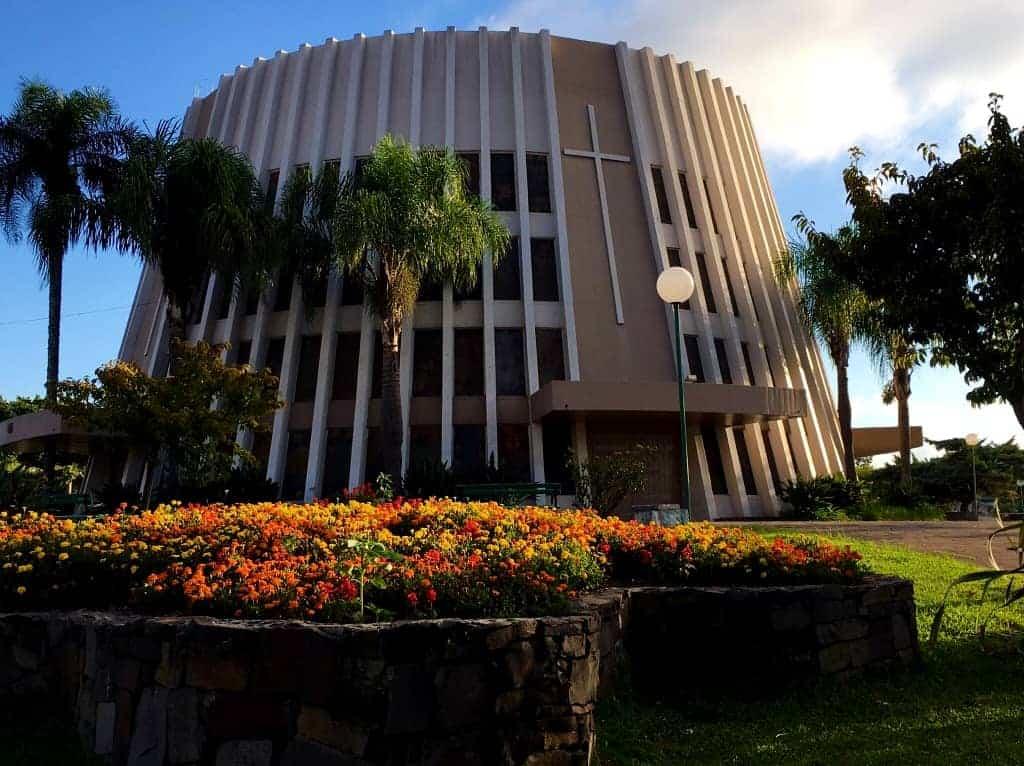 igreja em Bento Gonçalves