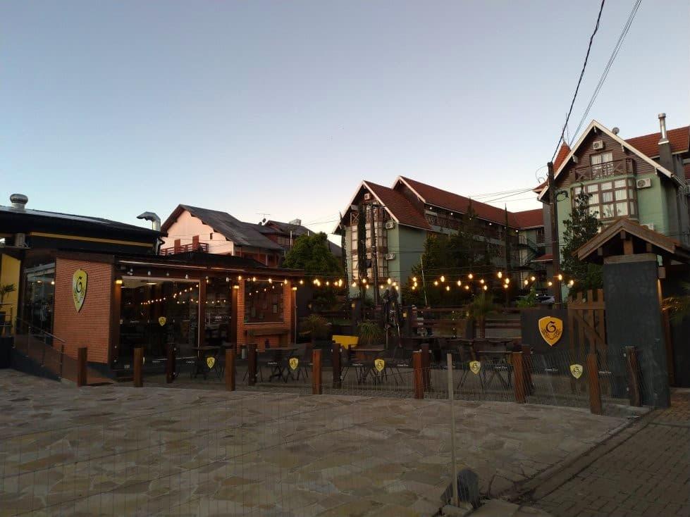 ambiente do bier park