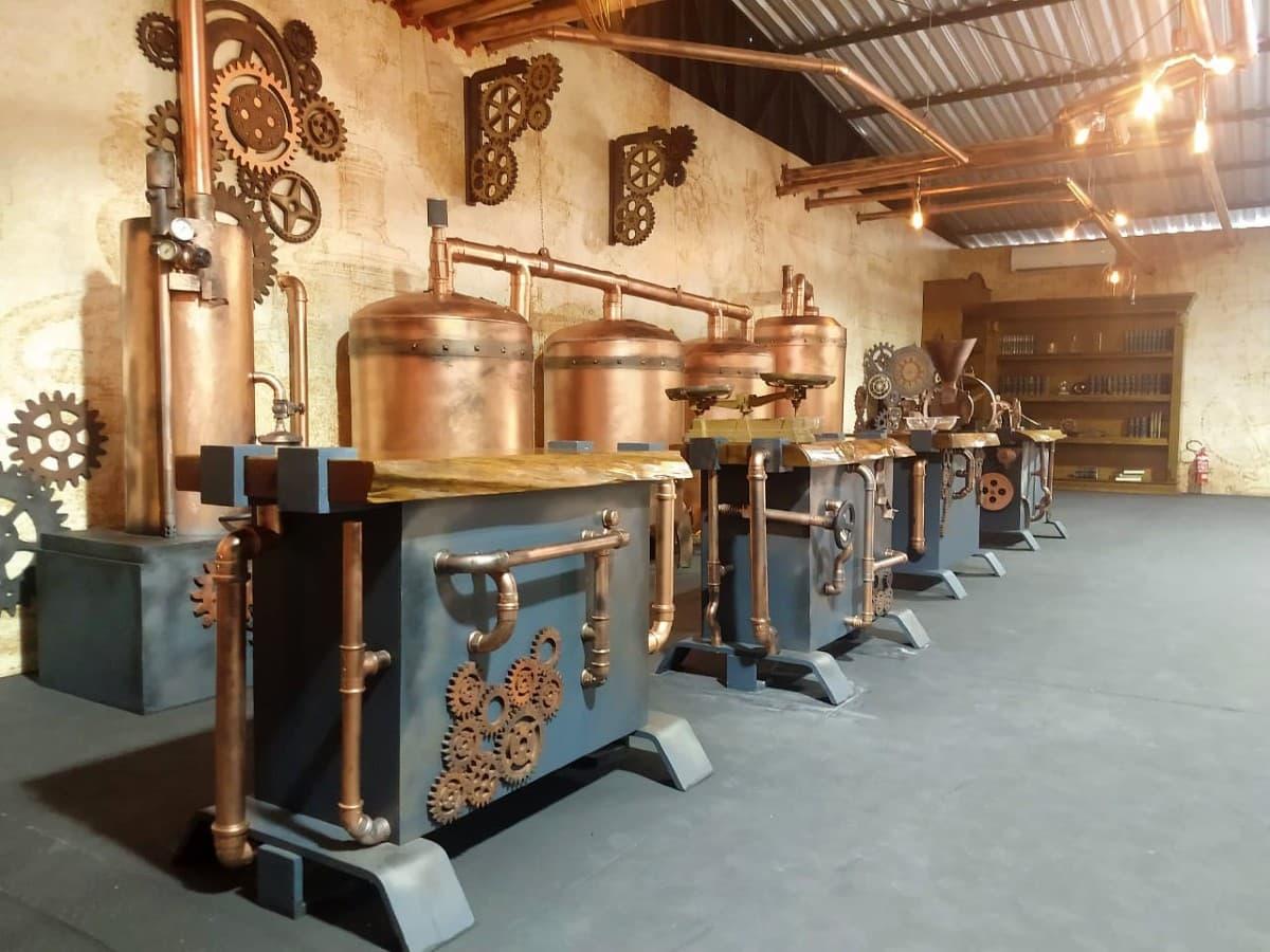 máquinas bier park
