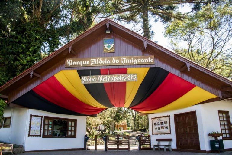 parque aldeia do imigrante