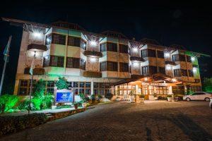 Hotel Águas Claras em Gramado é Bom