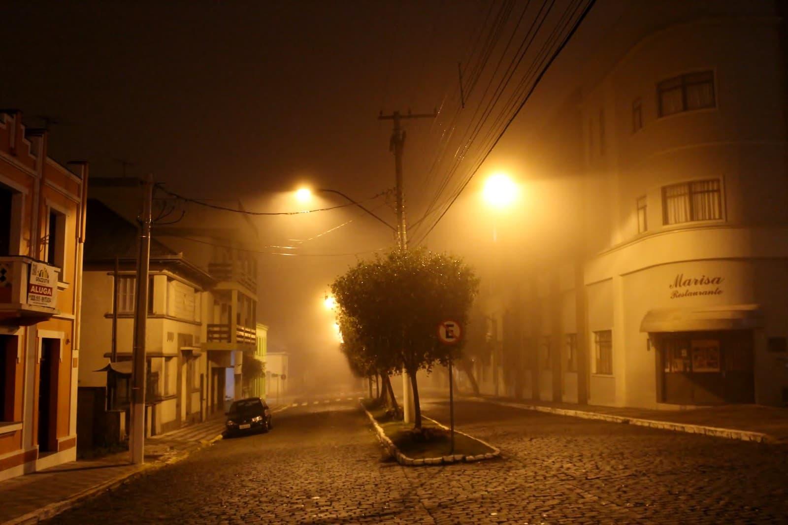ruas do centro de Garibaldi