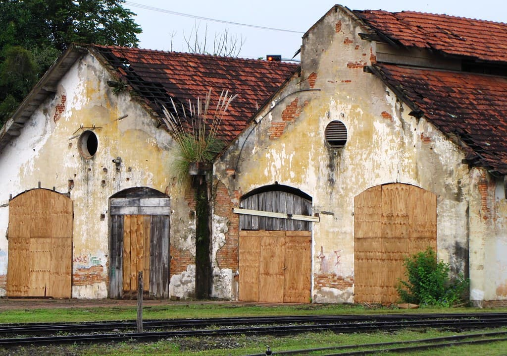 ferroviária de caxias do sul