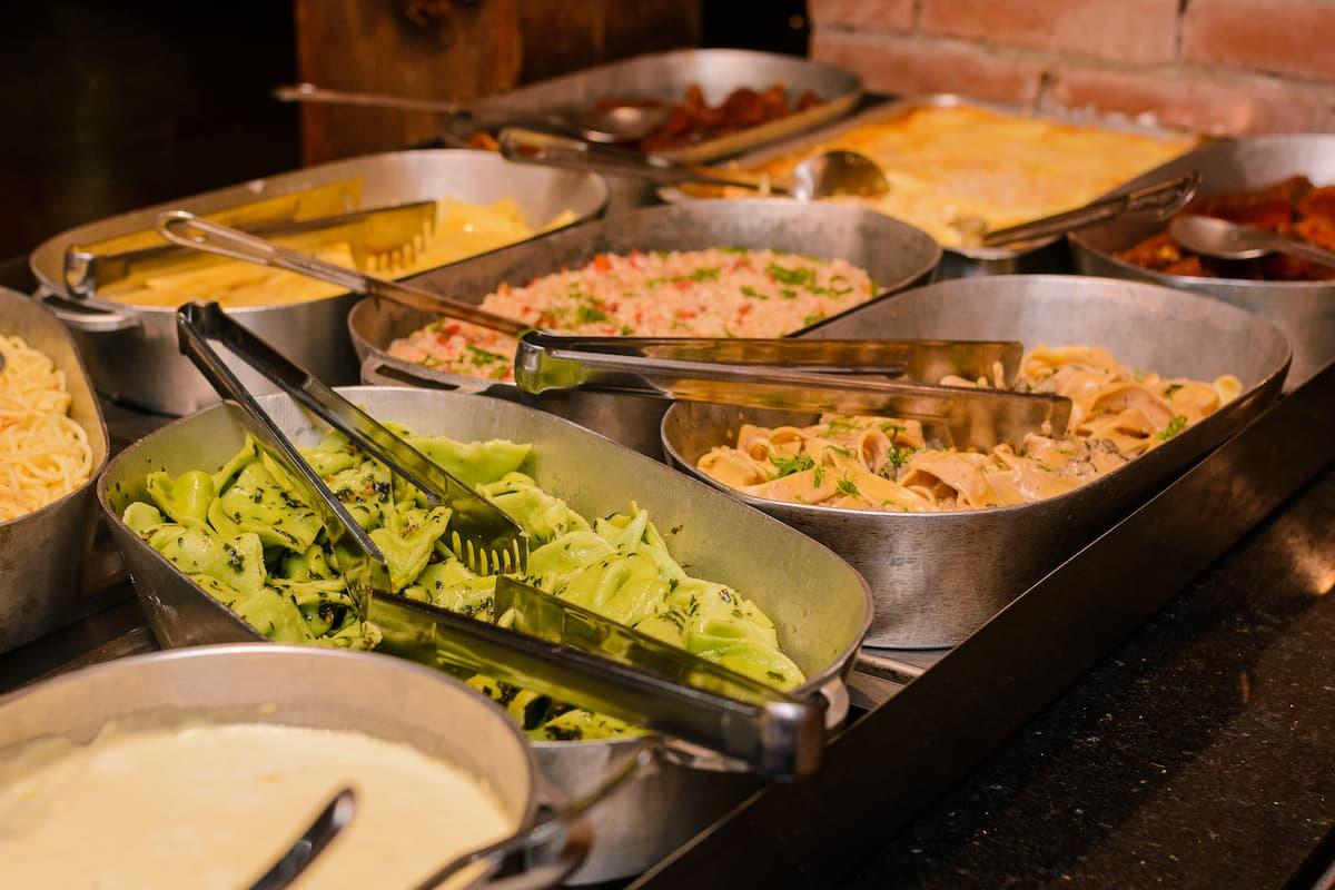 refeições na linha bella